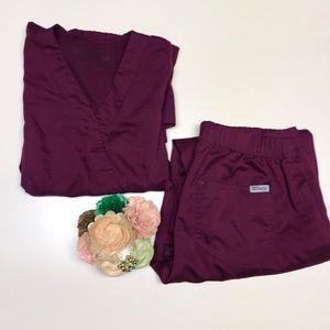 Grey's Anatomy Scrub Set Size XS / SP